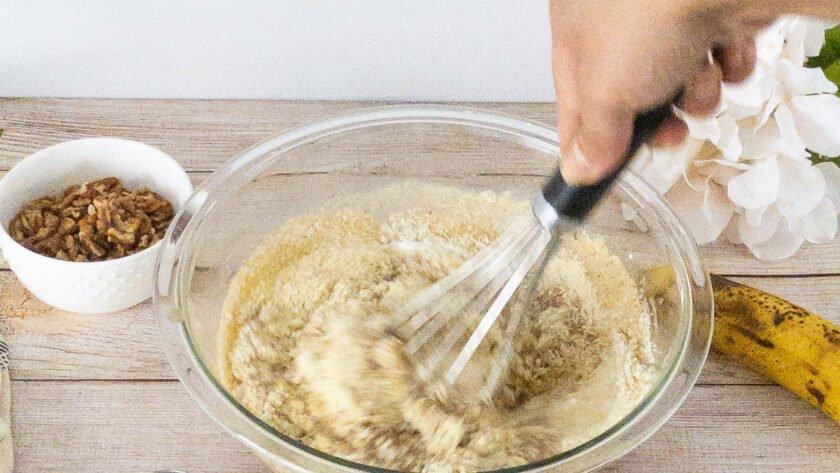 moresweetthansalty.com-almond-flour-banana-muffins-batter