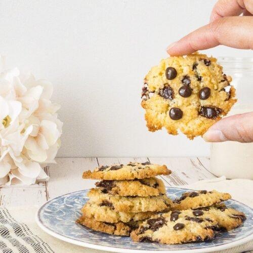 sweetketolife.com-keto-chocolate-chip-cookies