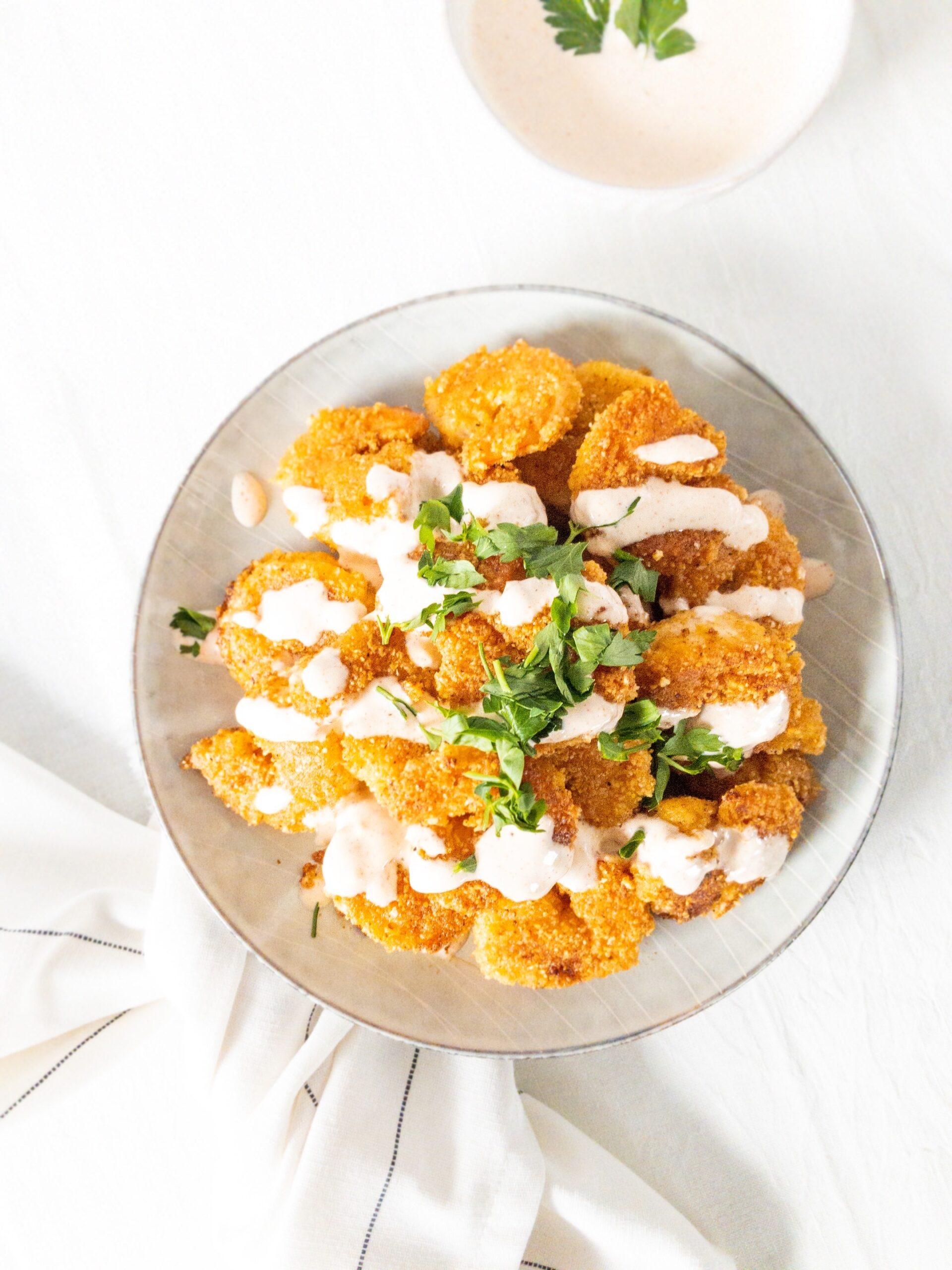 sweetketolife.com-almond-flour-battered-shrimp-crispy-spicy