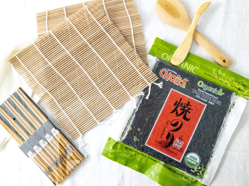 sweetketolife.com-keto-friendly-sushi-essentials