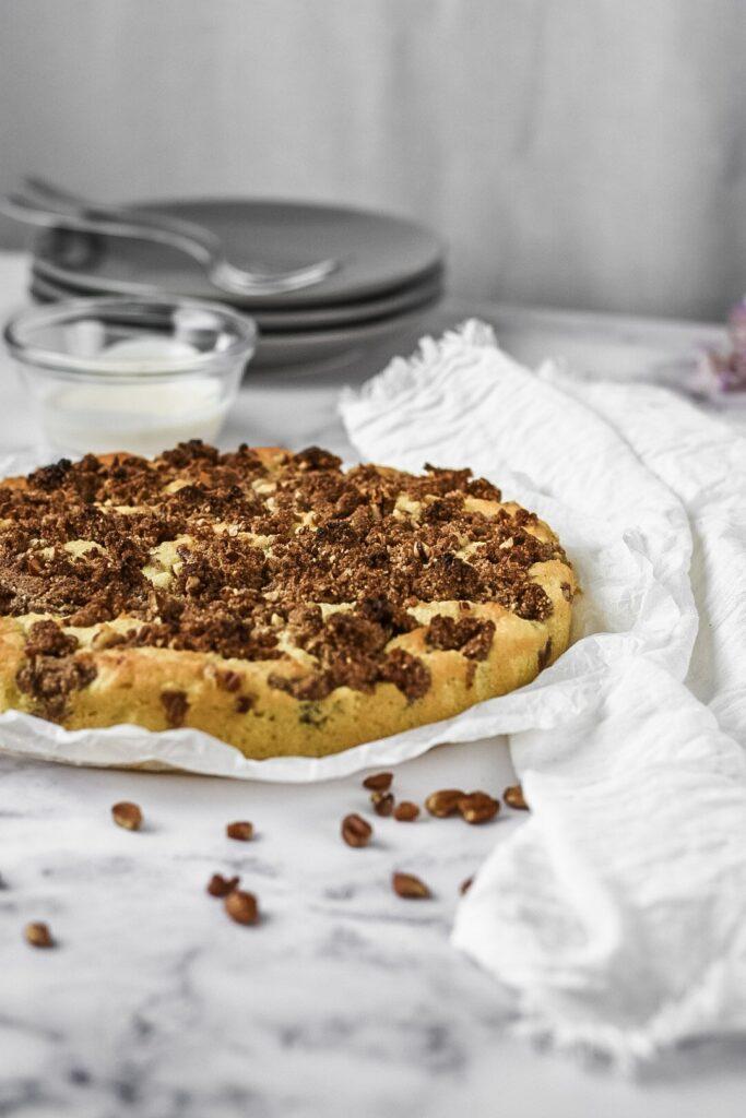 sweetketolife.com-keto-cinnamon-roll-coffee-cake-peacan