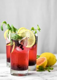sweetketolife.com-keto-blueberry-mojito-recipe-mint