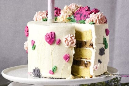 moresweetthansalty.com-keto-chocolate-chip-cookie-cake-vanilla-sponge-buttercream