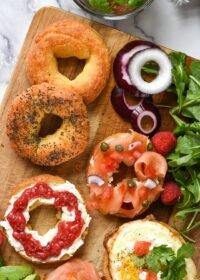 sweetketolife.com-bagel-with-almond-flour-lox