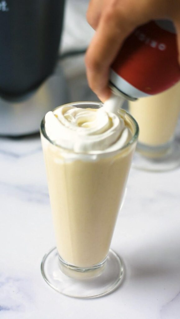 sweetketolife.com-peanut-butter-smoothie-5-minute-whipped