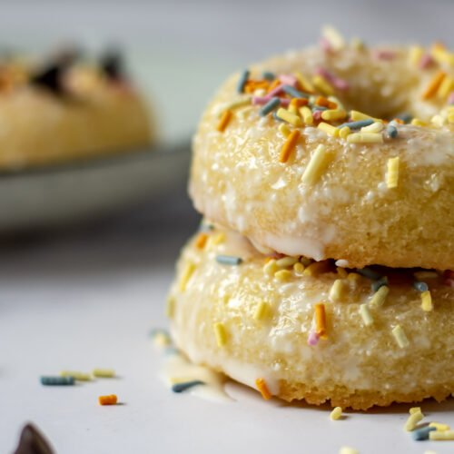 moresweetthansalty.com-almond-flour-doughnuts-glazed