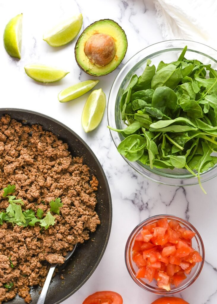 sweetketolife.com-taco-salad-for-keto-