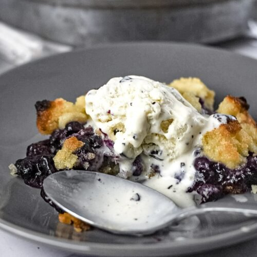 sweetketolife.com-low-carb-blueberry-crumble-berry