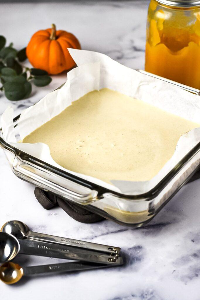 sweetketolife.com-flourless-pumpkin-dessert-cheesecake