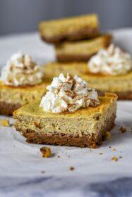 sweetketolife.com-flourless-pumpkin-dessert-whipped-topping