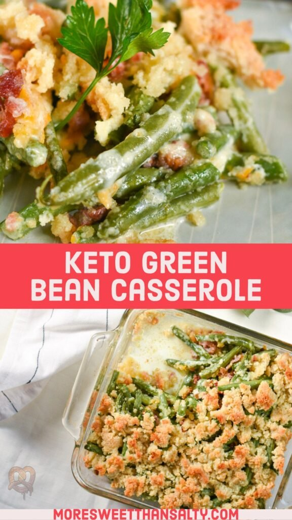 sweetketolife.com-green-bean-casserole-with-cheese-baked-creamy