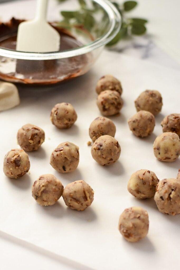 sweetketolife.com-keto-truffels-recipe-chocolate