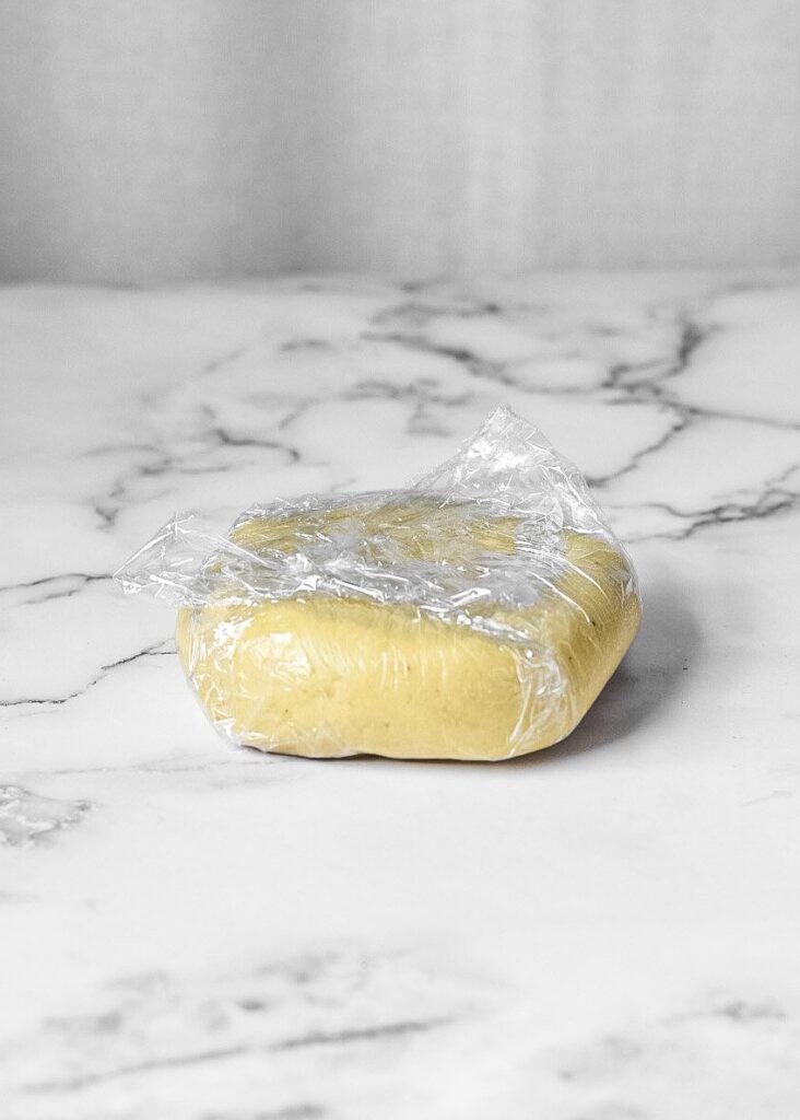 sweetketolife.com-sugar-free-christmas-cookie-recipe-dough