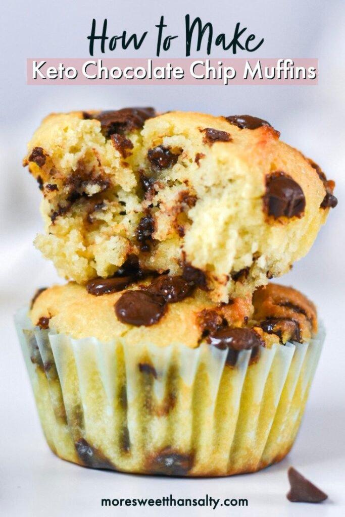 sweetketolife.com-keto-chocolate-chip-muffins