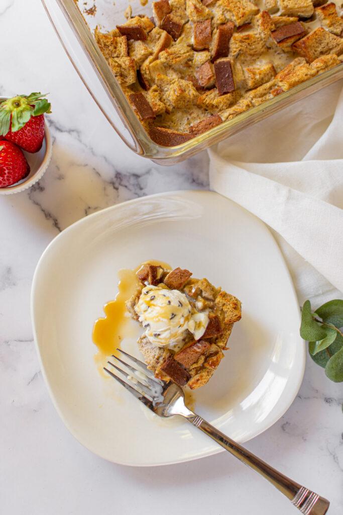 sweetketolife.com-low-carb-bread-pudding-recipe-comfort-food